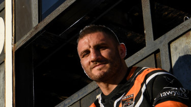 Wests Tigers veteran Robbie Farah is going out on his own terms.