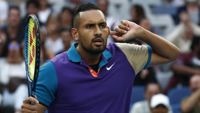 Kyrgios targets tour return in time for Wimbledon