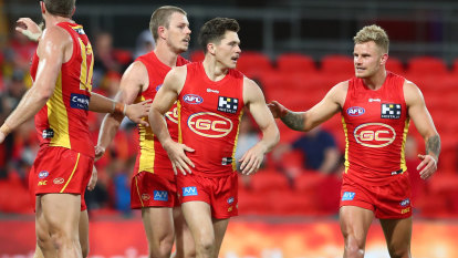 Gold Coast eye big Victorian opponent for Darwin date