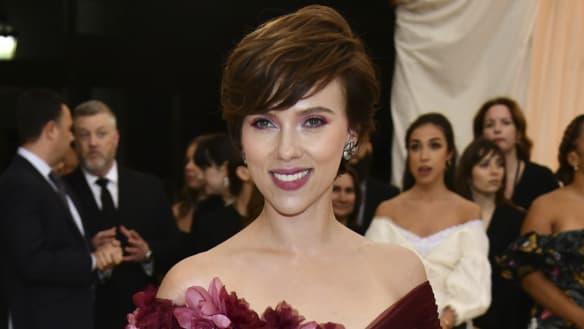 Scarlett Johansson slammed for 'trash' response to anger over new role