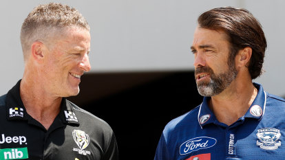 A tale of two coaches: A greater legacy awaits either Scott or Hardwick