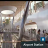 Airport link must benefit growing city