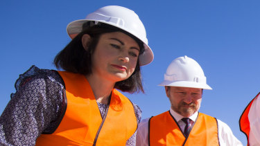 Labor's environment spokeswoman Terri Butler has flagged the party could support faster approvals for major projects.