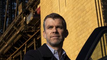 Ola's former managing director in Australia, Simon Smith.