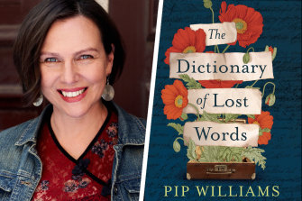 Pip Williams' novel delighted Toni Jordan.