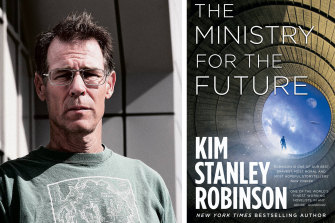 "Kim Stanley Robinson's The Ministry for the Future was ""the most unforgettable book I read this year,"" says James Bradley."
