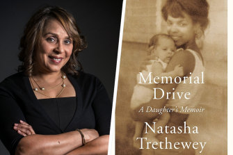 Natasha Trethewey's Memorial Drive: A Daughter's Memoir was as poignant as the title suggests.
