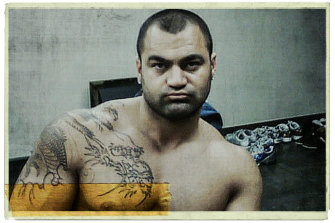 Facebook gangster Hakan Ayik.