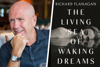 Richard Flanagan's latest novel impressed Anna Funder, Peter Carey, James Boyce and Robbie Arnott.