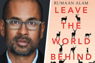 Kiley Reid's favourite book this year was Leave the World Behind by Rumaan Alam.