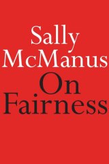 <i>On Fairness</i> by Sally McManus.
