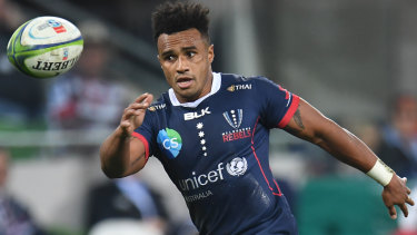 The Rebels have been forced to rest Will Genia because of Rugby Australia's resting policy ahead of this year's Rugby World Cup.