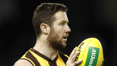 James Frawley will be a free agent again at season's end.