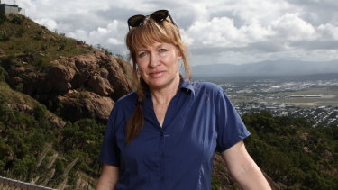 Former Queensland Nickel worker Sam Larkins said she did not trust the process behind Clive Palmer's $7 million fund.