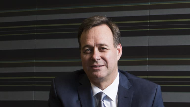 Aristocrat CEO Trevor Croker.