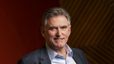 NAB chief Ross McEwan says it is imperative the private sector helps spur the economic recovery.