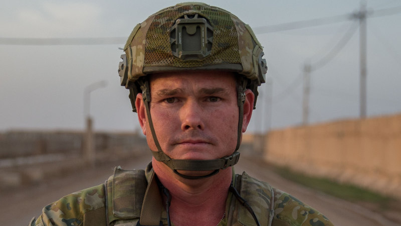 'Don't throw us out': Australia pleads to stay in Iraq but plans for the worst