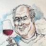 Secret of Michael Gudinski's wine time
