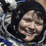 NASA astronaut accused of first crime in space