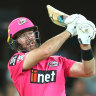 Veteran T20 star Christian brings up BBL's first century