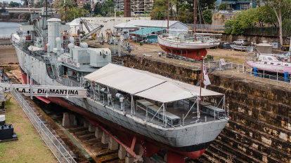 Queensland Maritime Museum fights for survival after cyber attacks