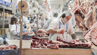 Australian beef hit with another China trade strike