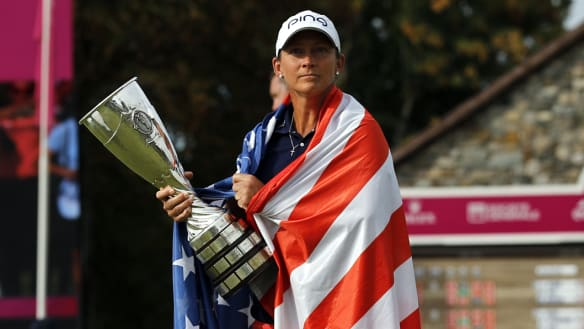 Angela Stanford bags Evian win; Australians miss out