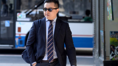 Sicen Sun was given a 12-month suspended sentence.