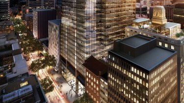 Brookfield Place Sydney has secured financial services group, Moelis Australia with a 4000 sq m lease.