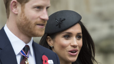Prince Harry and Meghan Markle are in the older half of Generation Y (Millennials).