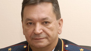 Alexander Prokopchuk, a former major-general at the Russian Interior Ministry, has missed out on a role as Interpol president.