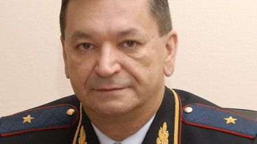 Alexander Prokopchuk, a former major-general at the Russian Interior Ministry, is tipped to be elected as Interpol president.