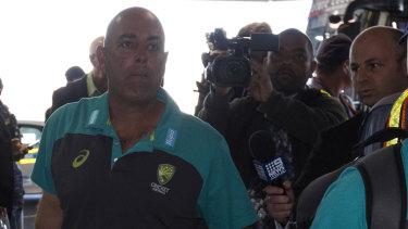 Australian cricket coach Darren Lehmann was cleared by Cricket Australia.