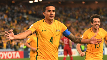 Tim Cahill could be headed to India to continue his playing career.