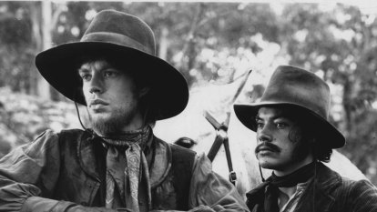 From the Archives, 1970: Bombs rock Glenrowan as Mick Jagger's Ned goes fizz