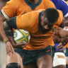 If Test rugby can wow Eddie McGuire, Wallabies must be doing something right