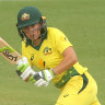 Centuries to Healy, Lanning as Australia dismantle the West Indies