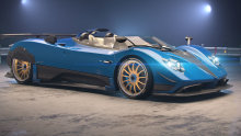 The Pagani Huayra was one of Ng's many expensive toys.