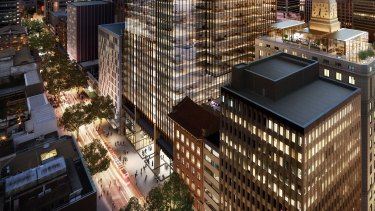 Brookfield Place Sydney has secured financial services group, Moelis Australia with a 4000 sq m lease