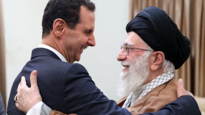 Syrian president visits Iran on same day Iran's foreign minister abruptly resigns