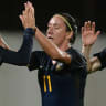 Matildas win on last kick of the game against Norway