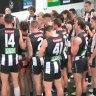 De Goey escapes sanction over dressing room incident