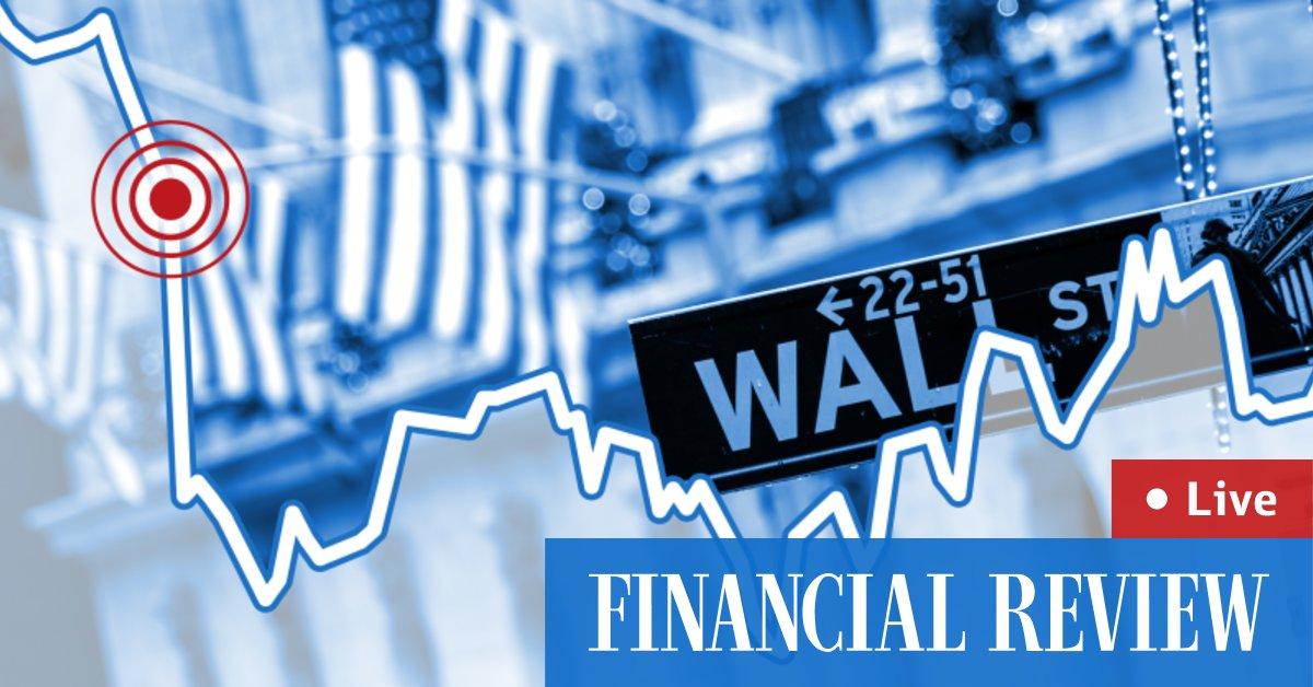 Nasdaq leads Wall Street lower; commodities higherAustralian Financial ReviewAustralian Financial Review