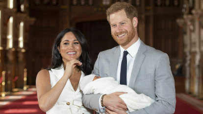 Welcome, Archie, you lucky little bugger