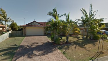59Ulinga Crescent in Parkinson - where Maurice and Zoe Antill died.