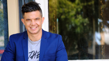 Former NRL player and boxer turned suicide prevention educator and advocate Joseph Williams.