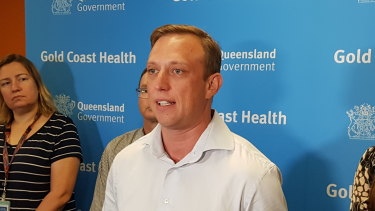 Queensland Health Minister Stephen Miles says Queensland has been treating the coronavirus as a pandemic since it was first discovered.