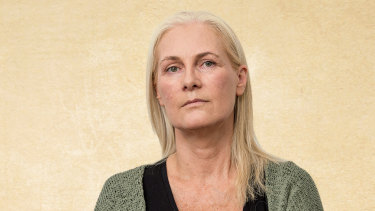 Helen Petaia, who is seeking compensation from the ATO.