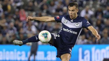 Kristijan Dobras has departed Melbourne Victory.