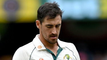 Mitchell Starc is underwent scans after the series loss to India.